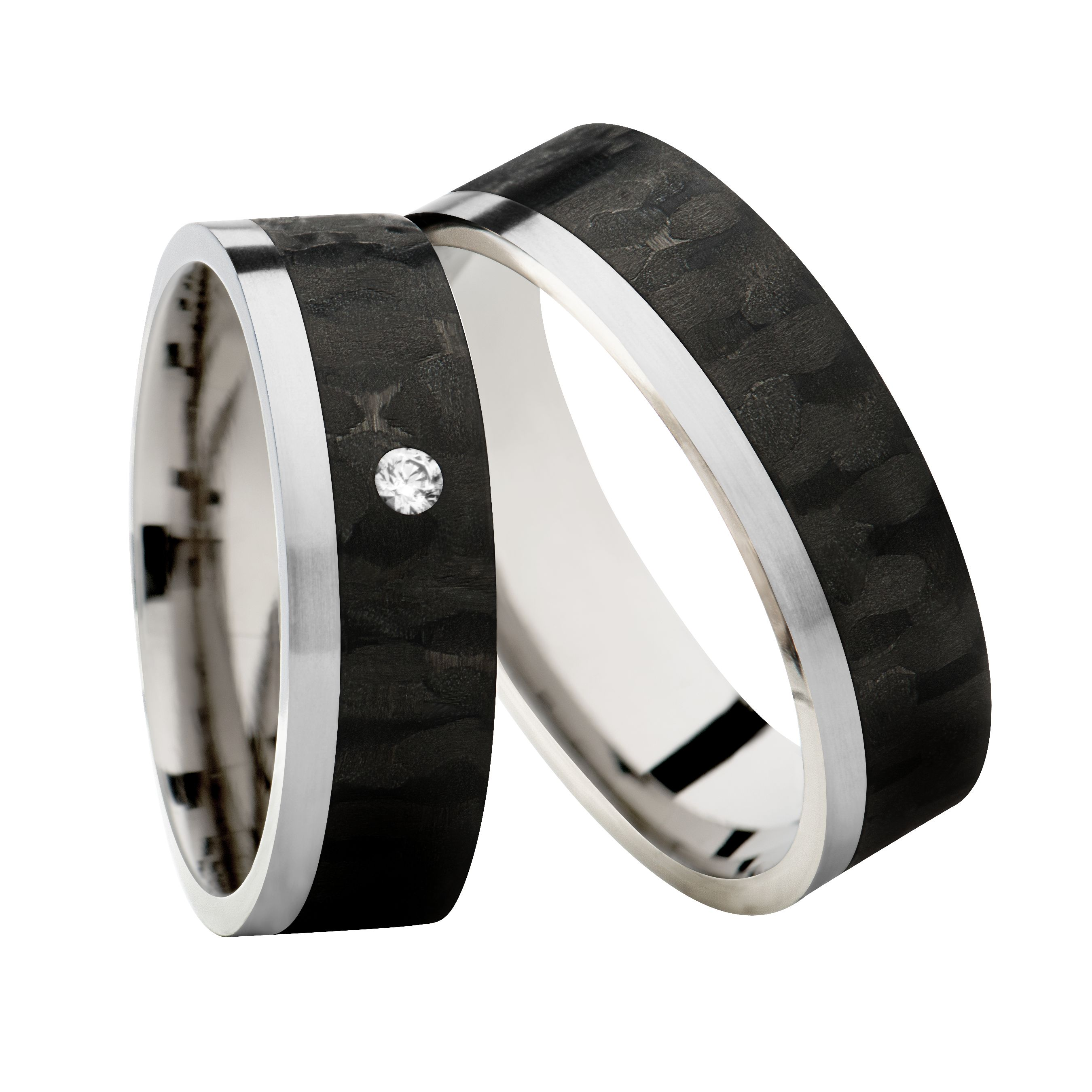 solo rings carbon minimalist fiber wedding resized bklyn introducing